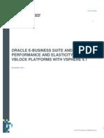 OracleEBS PerformanceElasticity
