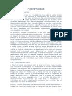 PSICOMOTRICIDADE - TEXTO