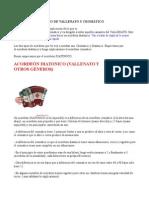 Acordeón Diatonico de Vallenato y Cromático