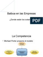 Balboa en Las Empresas