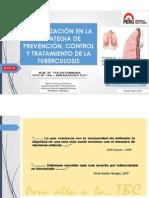 Actualización en el Manejo de los Pacientes con Tuberculosis en el Perú-NTS 104.TBC 2015