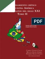 Fabelo, José R. José Martí, El Pensamiento Crítico de Nuestra América y Los Desafíos Del Diglo XXI. a Modo de Prólogo.1