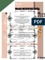 Buku Program Rentas Desa 2015