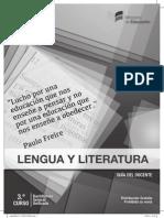 Guia Leguia de lenguangua y Literatura 3ro