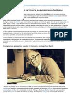 Institutogamaliel.com-Karl Barth Um Marco Na História Do Pensamento Teológico