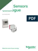=S= HVAC Sensors Catalogue (2008)