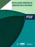 Mapeamento Da Cadeia Produtiva Da Indústria Eólica No Brasil