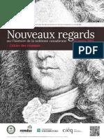 Nouveaux regards sur l'histoire de la noblesse canadienne