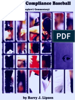 Antitrust Compliance Baseball by Barry J. Lipson