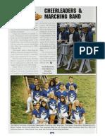 1993-94 University of Kentucky Wildcat Marching Band