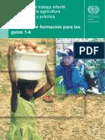 El Combate Al Trabajo Infantil Peligroso en La Agricultura - Guía 5 -Recursos de Formación