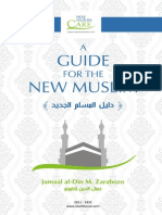 A Guide for the New Muslim