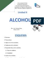 Unidad 2. Alcoholes. Parte 1