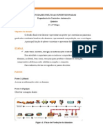 ATPS de Química- Etapa 01 e 02