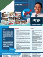 Plan de Gobierno Rector Universidad del Magdalena 2012-2016
