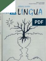 LINGUA STBA LIA (Vol. 6, No. 1, March 2007)