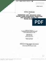 AWWA D101