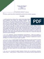 PFR- PTCV. NLRC