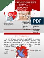 Bases Electrocardiograficas - Física Médica.