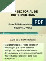 Presentacion Mesa Biotecnologia