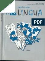 LINGUA STBA LIA  (Vol. 7, No. 2, 2008)
