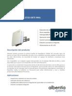 RPT-58 Repetidor WiMAX a2sp
