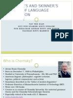 Chomskysandskinnerstheoryoflanguageacqu                                                               Chomsky and Skinner