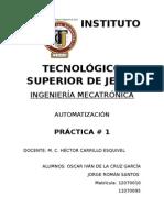 Practica Sensores No. 1
