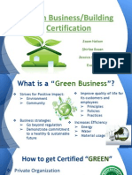 powerpoint- sustainability project  3c