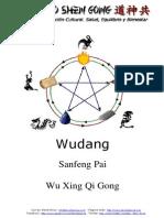Wudang Sanfeng Pai Wu Xing Qi Gong