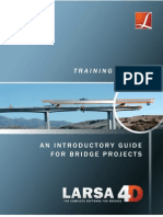 LARSA4D_TrainingManual_BridgeBasic