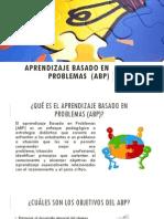 Aprendizajes Basado en Problemas (1)