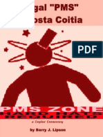 """Legal """"PMS"""" & Posta Coitia by Barry J. Lipson"""