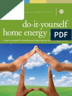 Home Energy Audit Diy