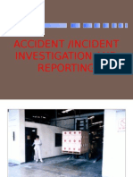 Safety - 13. Accident - Incident Investigation