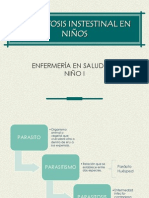 98819147 Parasitosis Instestinal en Ninos