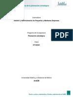 Unidad 2. Elementos y Etapas de La Planeación Estratégica_vf