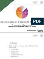 Agenda para el Desarrollo 2014