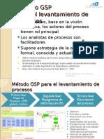 Método Gsp Para El Levantamiento de Procesos