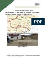 Pip Carretera Pampa El Condor-mollebamba[1]29012014