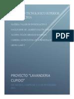 Proyecto Lavanderia Cupido