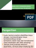 Biaya Analisis Konsekuensi (Ppt)