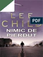 Lee Child - [Jack Reacher - 12] - Nimic de P ierdut