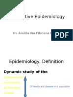 Kuliah Descriptive Epid