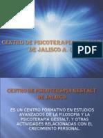 Diploma Dos Centro de pia Gestalt de Jalisco