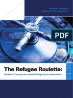 The Refugee Roulette