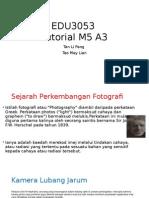 Tutorial M5 A3