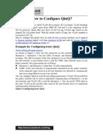 How to Configure QinQ