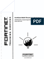 FORTINET-FCNSA-Course-201-v4-0