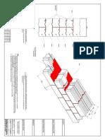 Interlocking Brickwork Arrangement Sketch